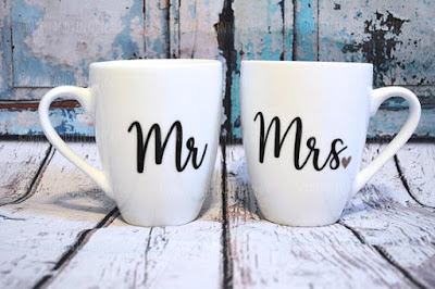 Mr and Mrs Cups