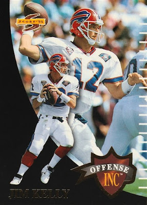 1995 Score Offense Inc Jim Kelly