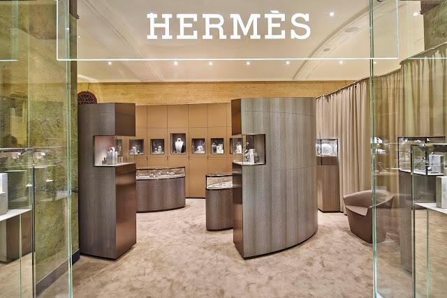 Hermès em Londres
