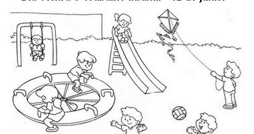 Desenhos Sobre Trabalho Infantil