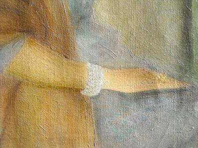 Cavagnino - ritratto a olio su tela - annunci