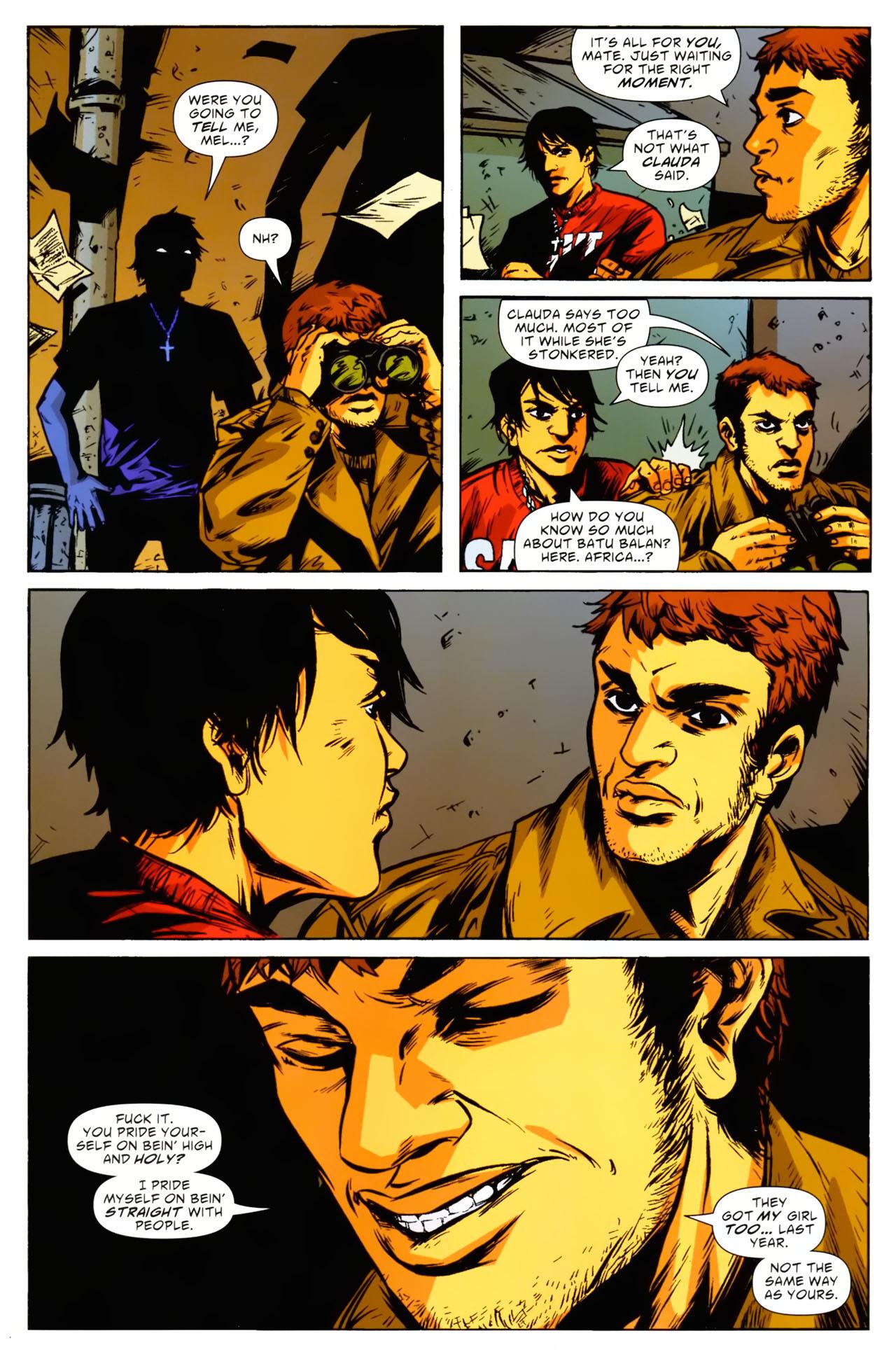 Read online American Virgin comic -  Issue #9 - 10