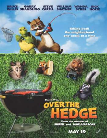 Over the Hedge 2006 Hindi Dual Audio BluRay Full Movie Download