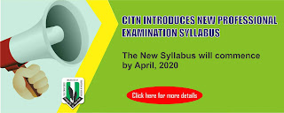 CITN Introduces New Syllabus, To Take Effect From 2020 Examination