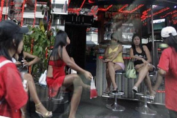 pattaya kota pelayanan seksual dan bisnis prostitusi terbesar di dunia