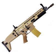 Pilih scar-l atau M16A4