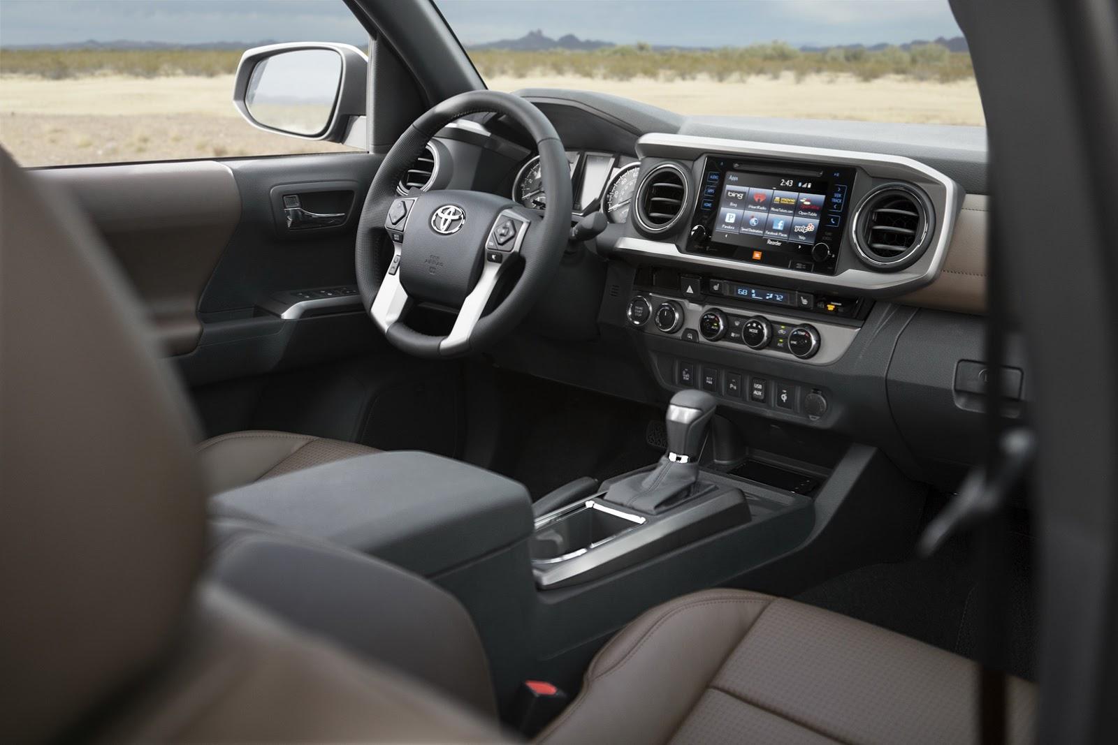 2016 Toyota Tacoma news - Page 8 - ClubLexus - Lexus Forum ...