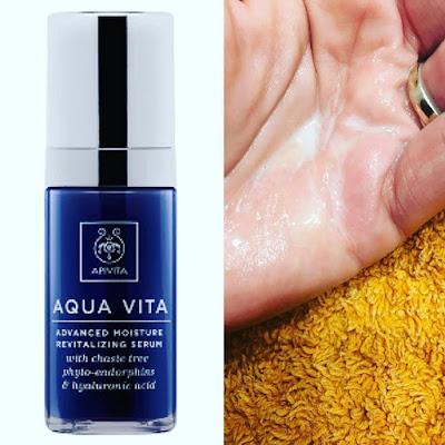 Sérum Hidratación Avanzada Revitalizante. Aqua Vita de Apivita