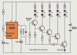 skema kelistrikan motor: skema speedometer digital motor