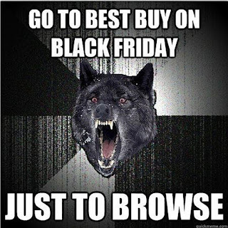 InsanityWolf black friday meme