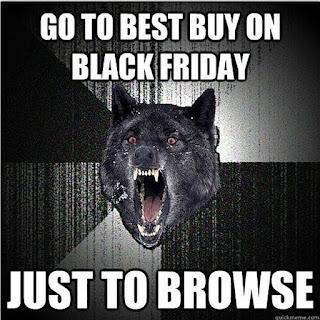InsanityWolf black friday meme