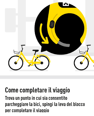 Blocca la bici