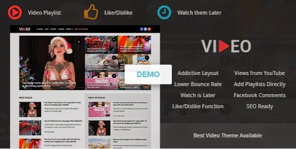 Best Video WordPress Theme