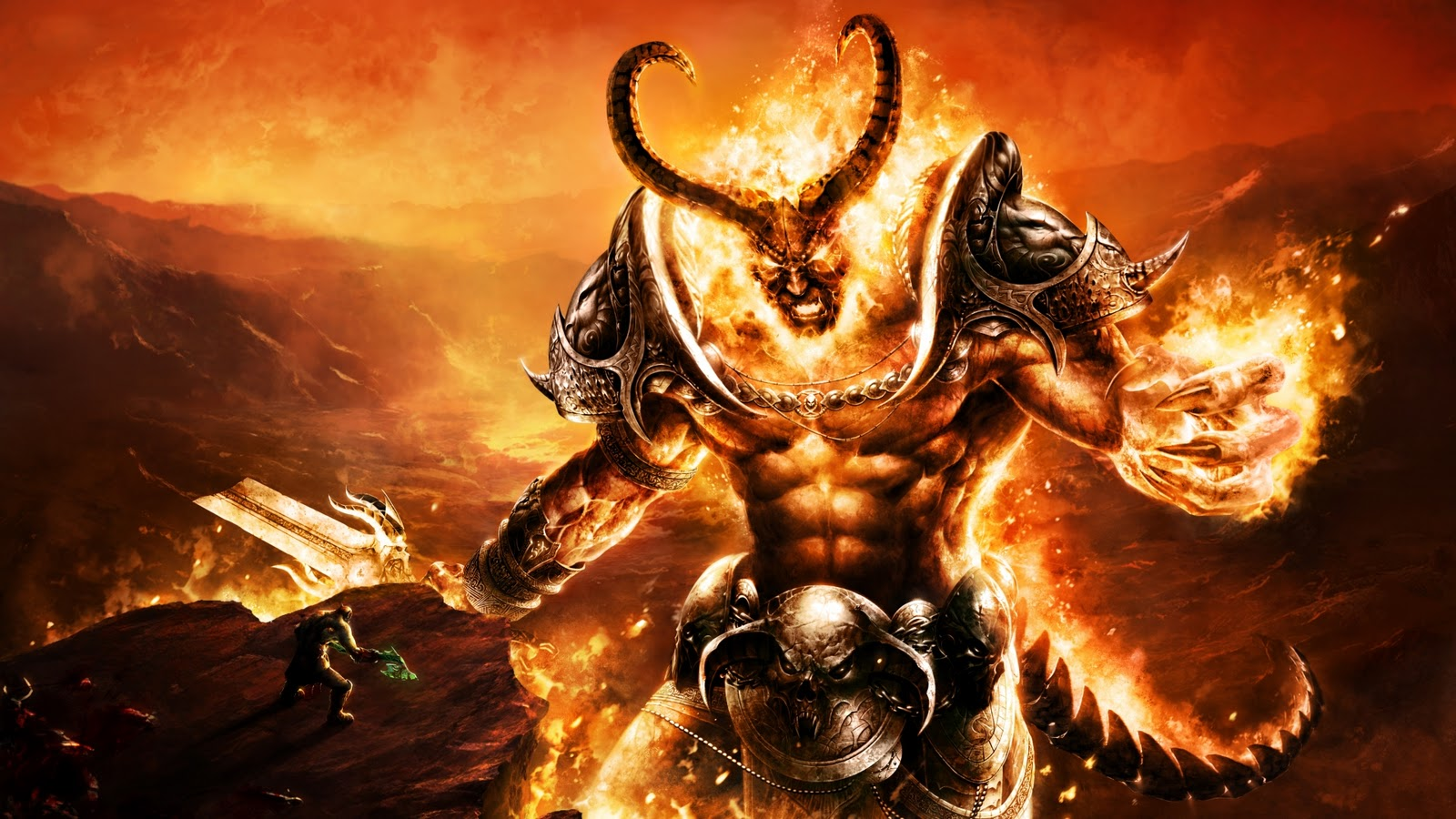 devil demon wallpaper - photo #35