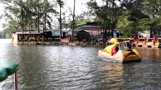 Wisata Situ Cipondoh Kota Tangerang