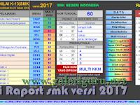Download Aplikasi Raport k13 SMK V.2017 Gratis - Galeri Guru