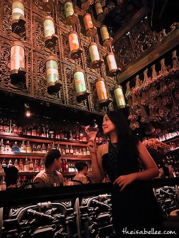 The Iron Fairies KL ground floor bar
