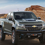 Chevrolet Colorado Hai Phong