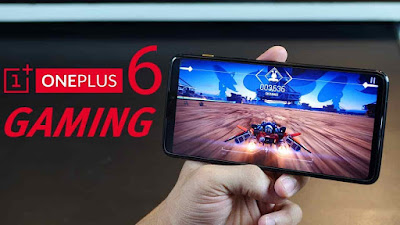 Gaming on one plus 6T review