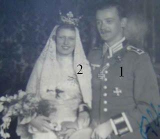 Hohenzollern-Waldburg Hochzeit