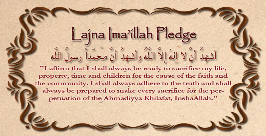 Lajna Ima'illah Mississauga: About Us