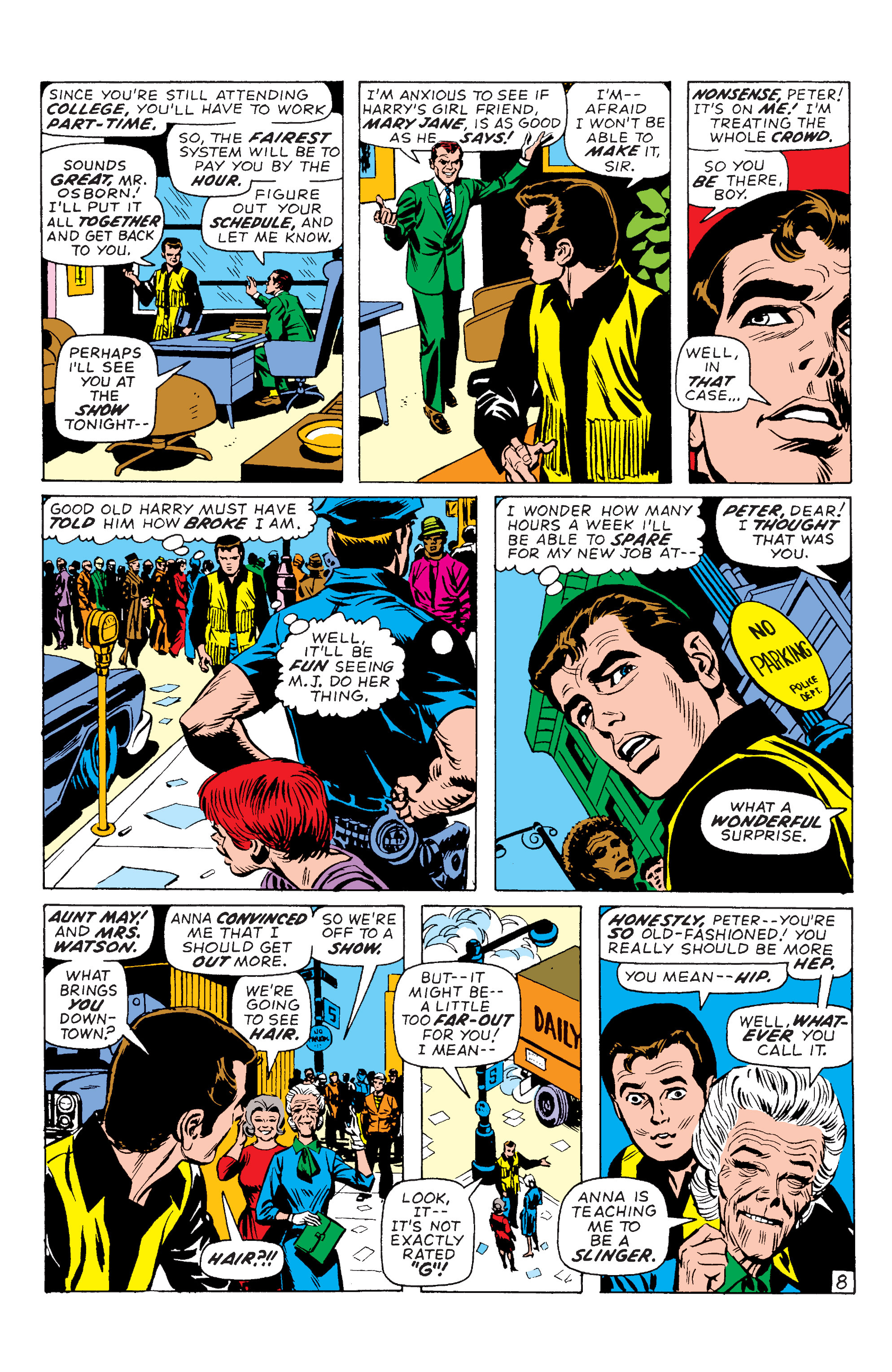 The Amazing Spider-Man (1963) 96 Page 8