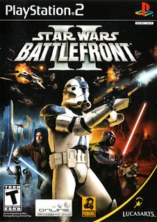Star Wars Battlefront II PAL PS2