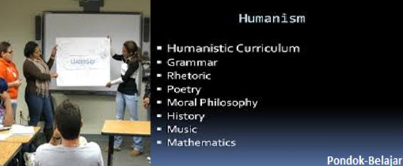 Konsep Humanitik Kurikulum Pendidikan