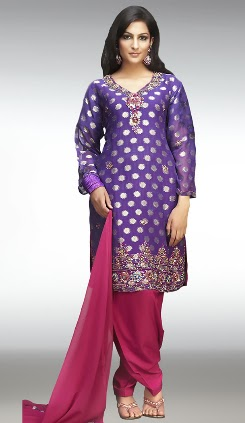 Bridal Dresses Banarasi Salwar Kameez Designs