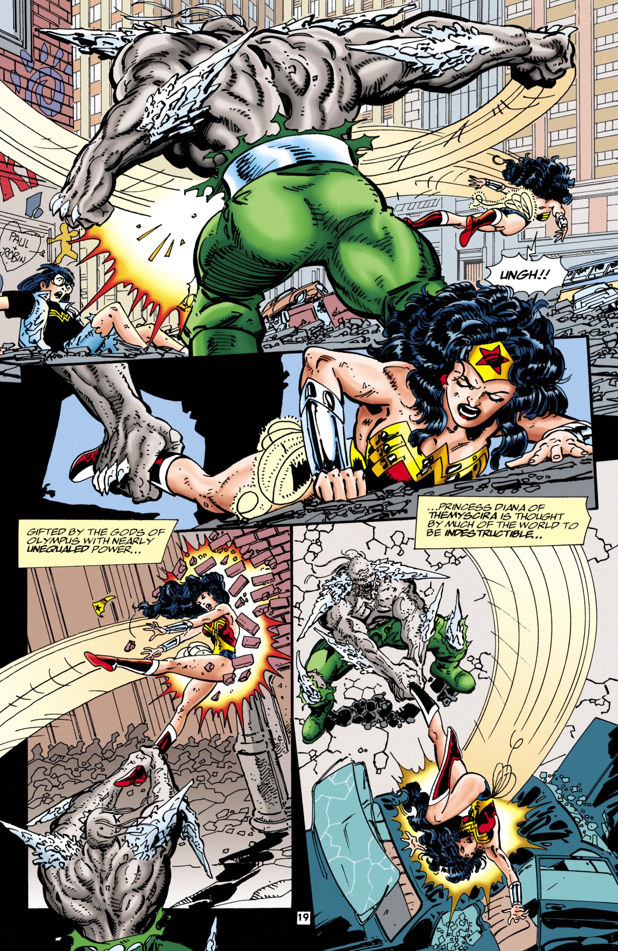 Read online Wonder Woman (1987) comic -  Issue #111 - 19