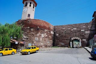 porte principale, Hisar Kapisi
