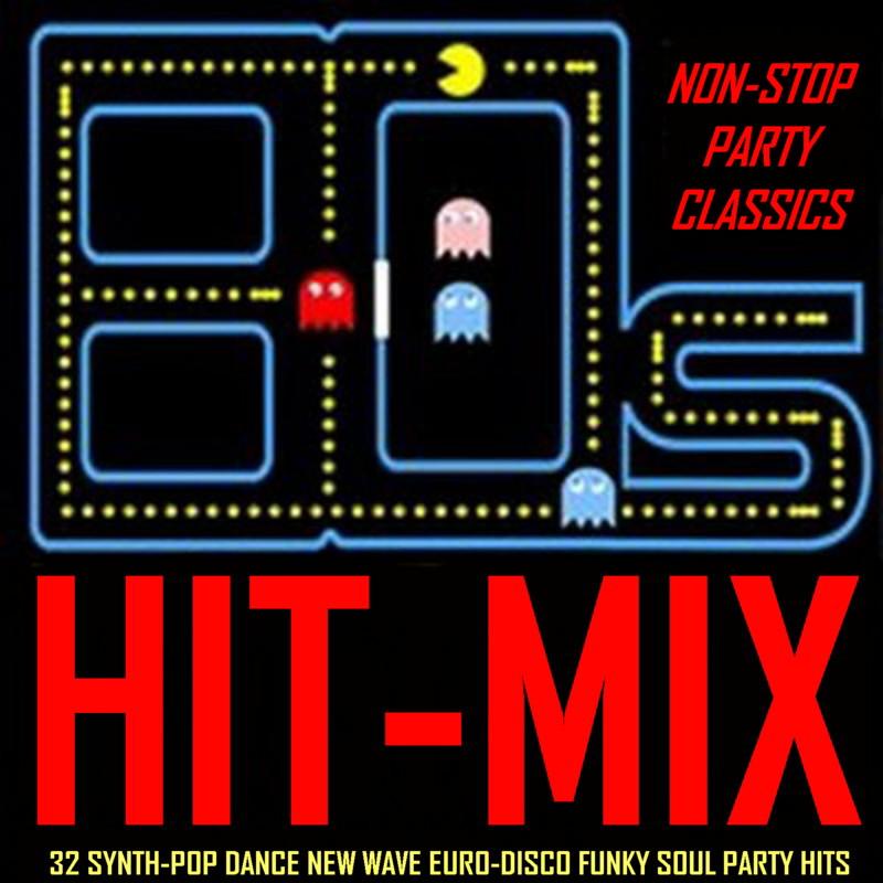 RETRO DISCO HI-NRG: 80s HIT-MIX Non-Stop Party Classics DJ