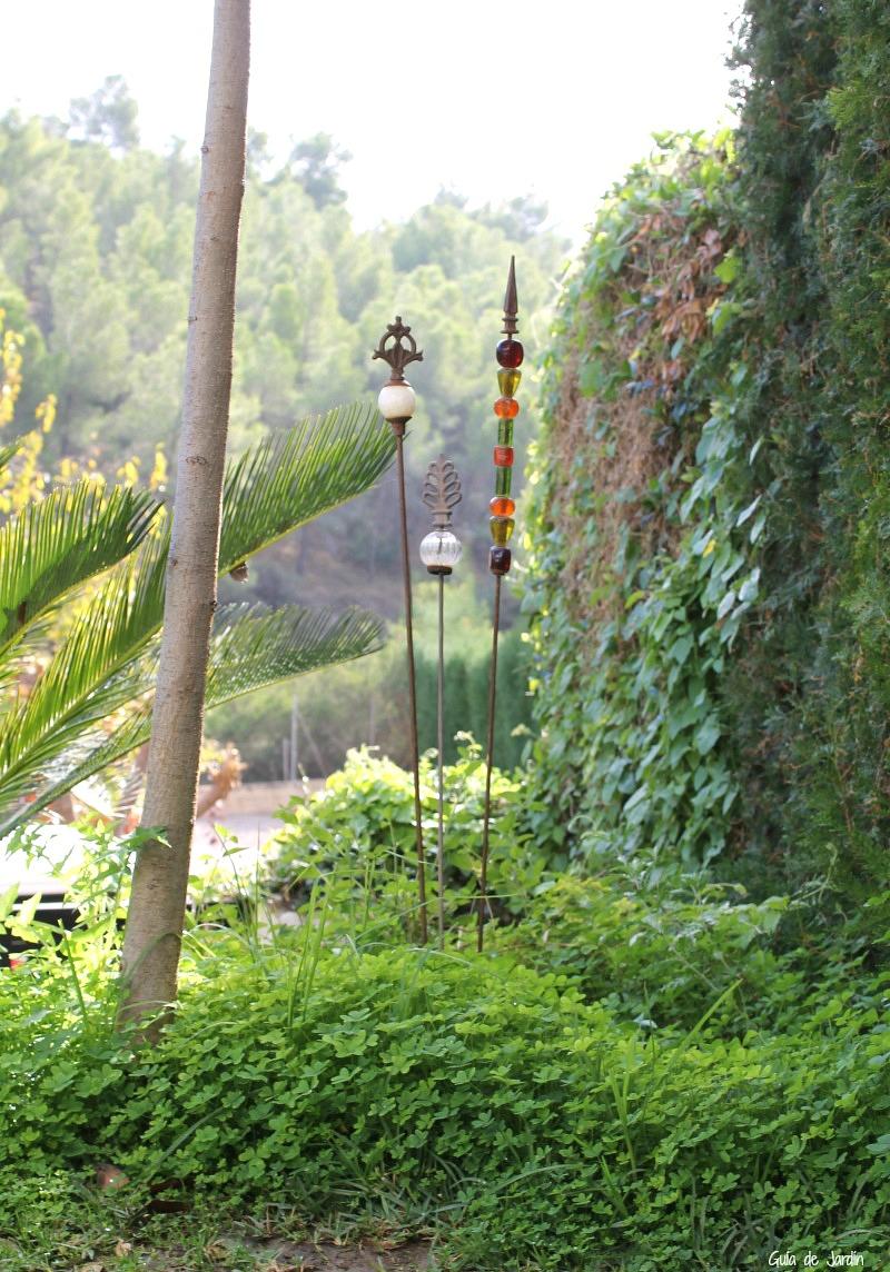 Invasión de Oxalis en mi jardín
