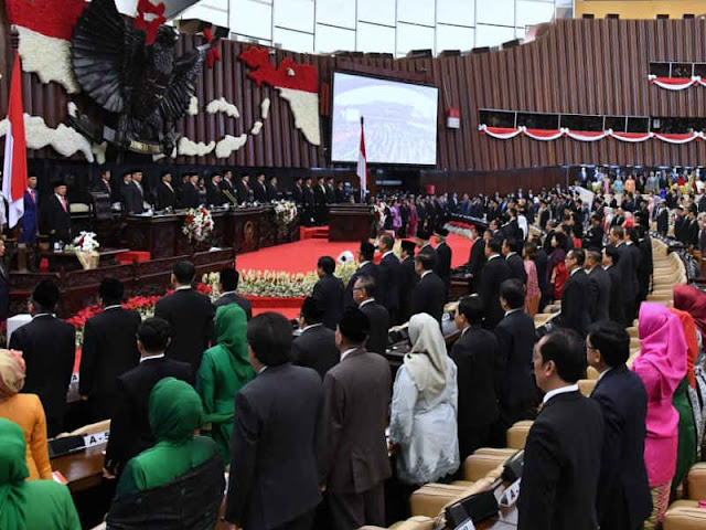 Jokowi Tekankan Partisipasi Aktif Lembaga Negara Majukan Bangsa