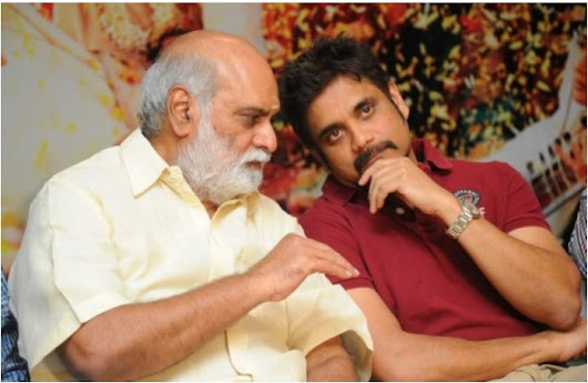 Nagarjuna In Yet Another Devotional Movie Under The Direction Of K. Raghavendra Rao         |          Andhra Pulse