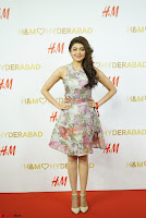Pranitha Subash in lovely Flower Print Sleeveless Short dress ~  Exclusive 010.JPG