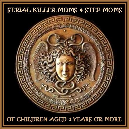 Unknown Gender History: Serial Killer Moms & Step-Moms who