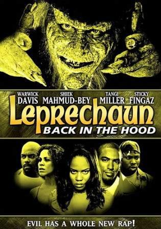 Leprechaun – Back 2 tha Hood 2003 BRRip 480p Hindi Dual Audio 300Mb