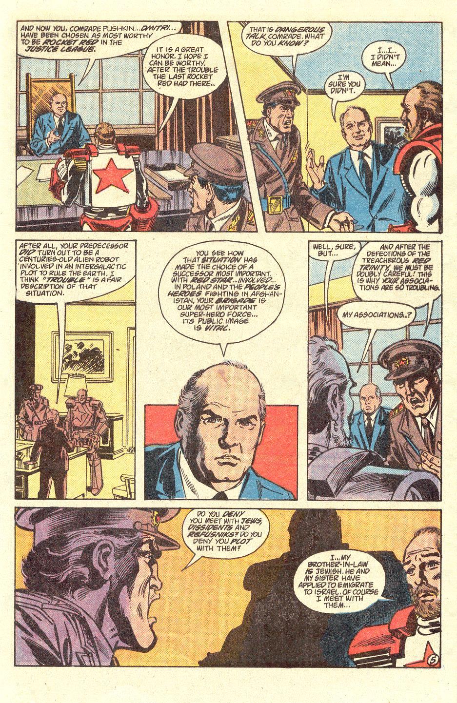 Read online Secret Origins (1986) comic -  Issue #34 - 25