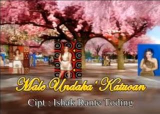 Download Lagu Toraja Male Undaka' Katuoan (Yenni Paseru)