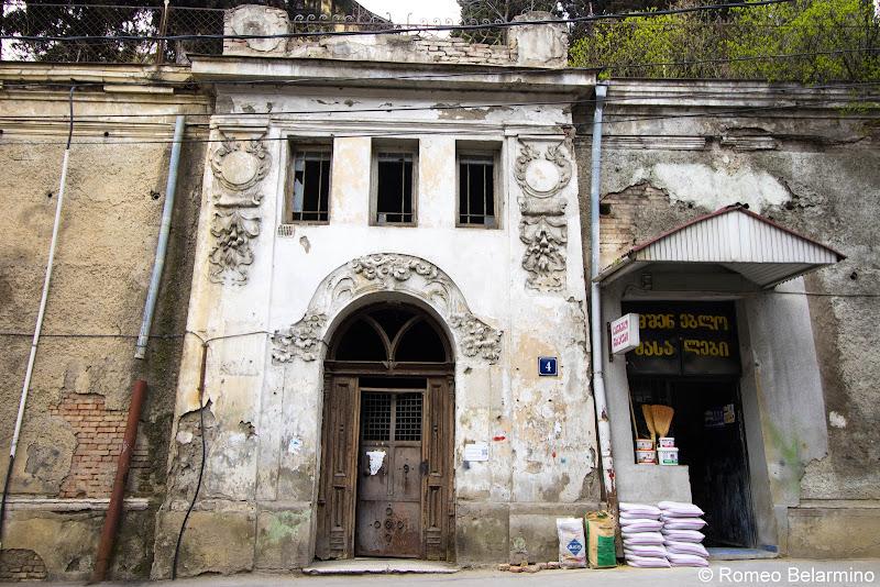 4 Daniel Chonqadze Street Old Tbilisi Walking Tour Georgia