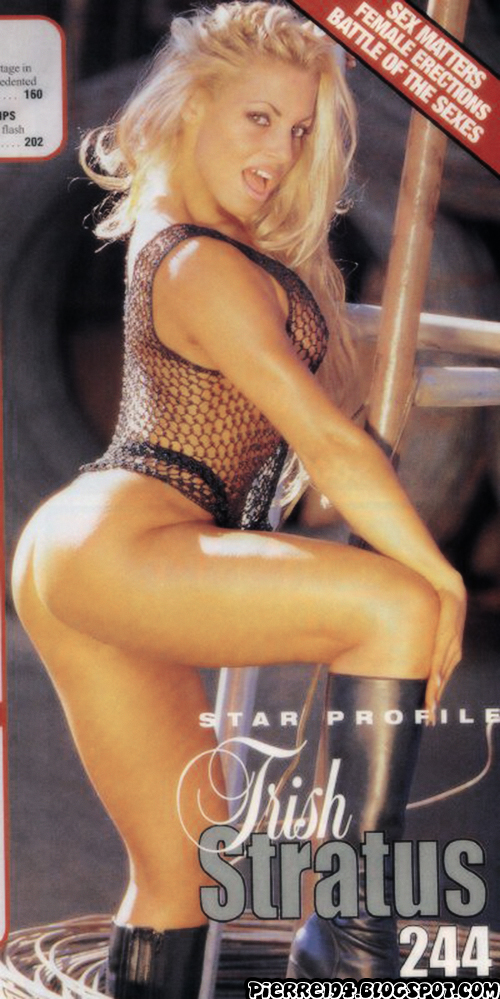 Did not trish stratus free nude apologise, too