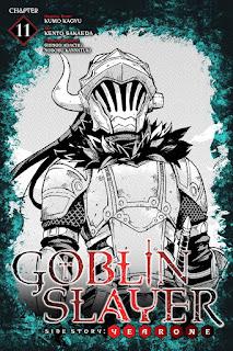 """Manga: """"Goblin Slayer Gaiden 2: Tsubanari no Daikatana"""" la nueva novela spin-off de Goblin Slayer"""