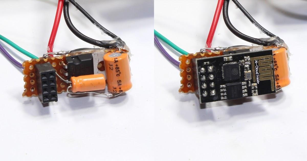 Robotech Maker  Make A 3 3 Volt Regulator For Esp8266