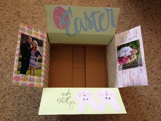 Care Package #7: Easter