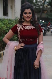 Actress Aathmika in lovely Maraoon Choli ¬  Exclusive Celebrities galleries 003.jpg