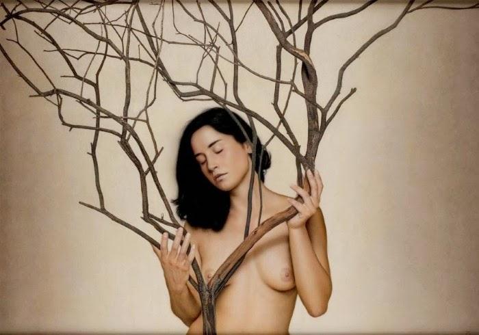 Реалистичные картины. Juan Manuel Cossio