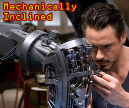 What does it mean to be mechanically inclined