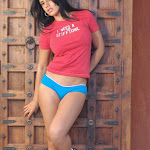 Selena Spice Camiseta Roja Foto 22