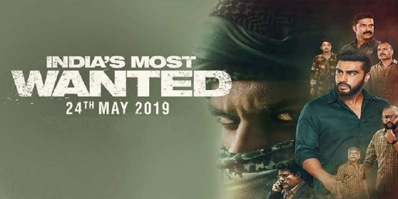 India's Most Wanted Movie Review Poster